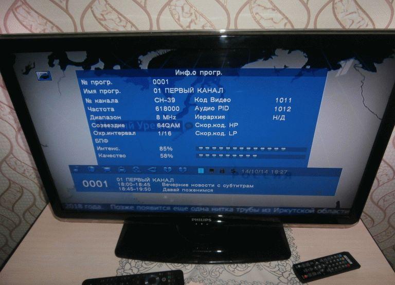 Как улучшить сигнал на телевизоре