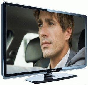 Вот такой у меня телевизор
