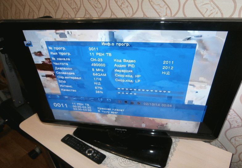 почему телевизор не ловит цифровой сигнал