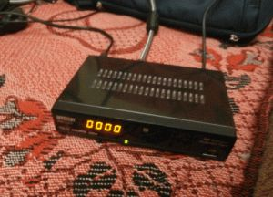 Цифровой тюнер Mystery MMP-71DT2 для приема сигнала DVB T2